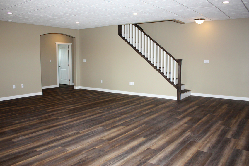 Country Living Basement