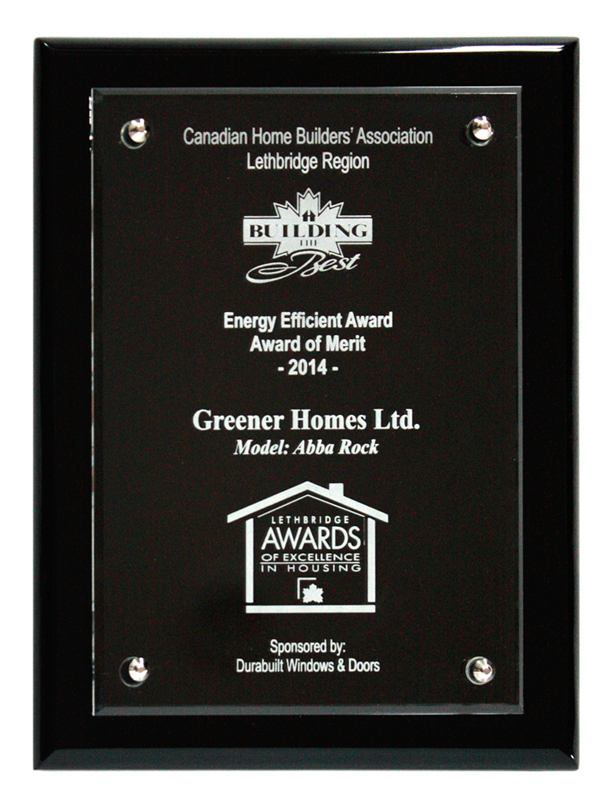 2014 Energy Efficient Award