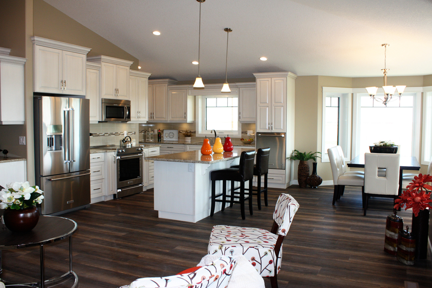 Country Living Kitchen 1