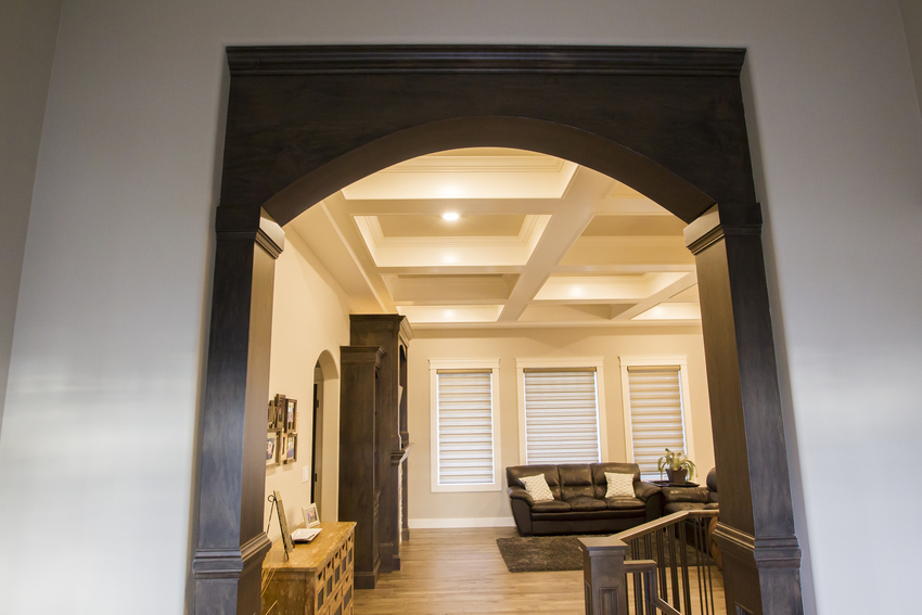 Walkout Bungalow Archway