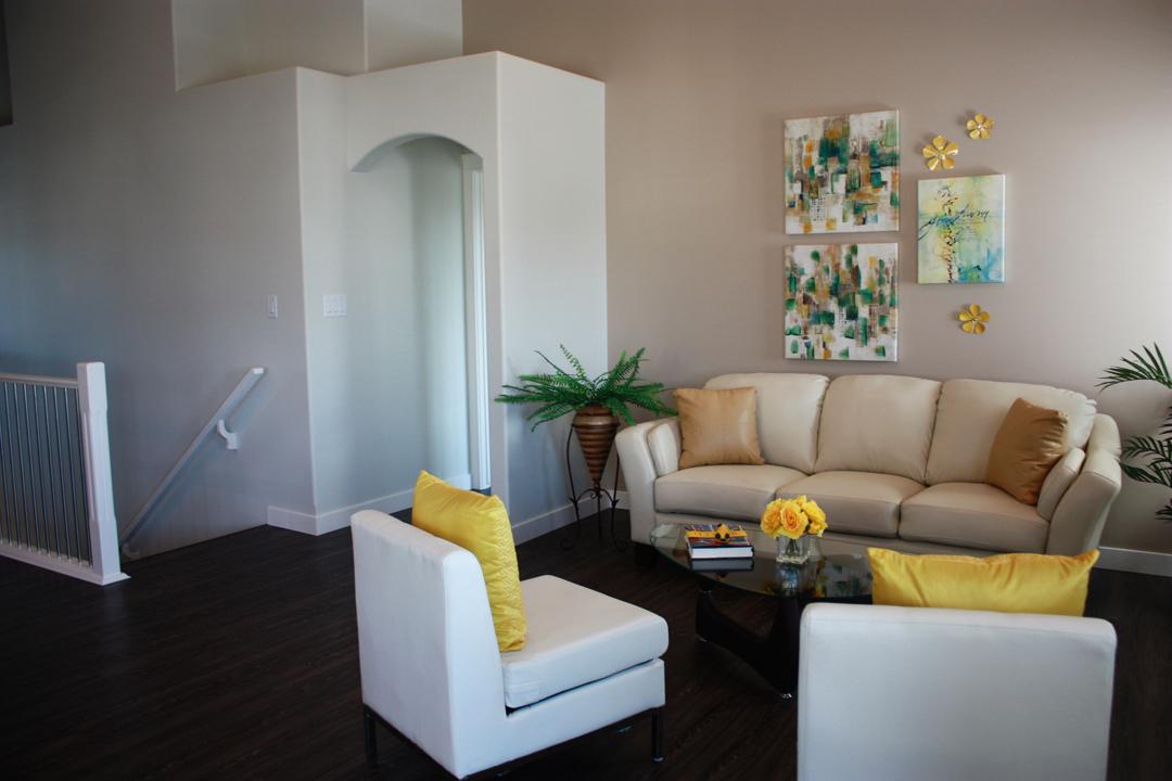 Abba Rock Living Room