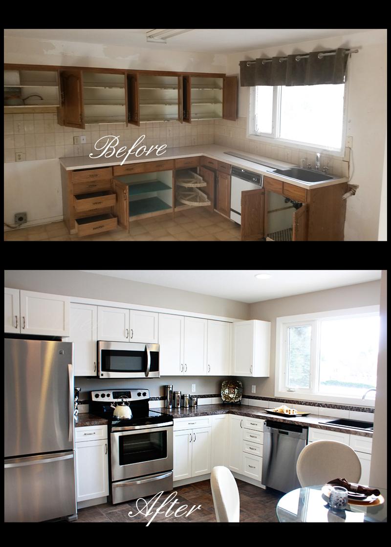 Renovations Kitchen