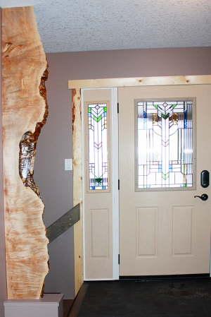 Mountain Retreat Front Door