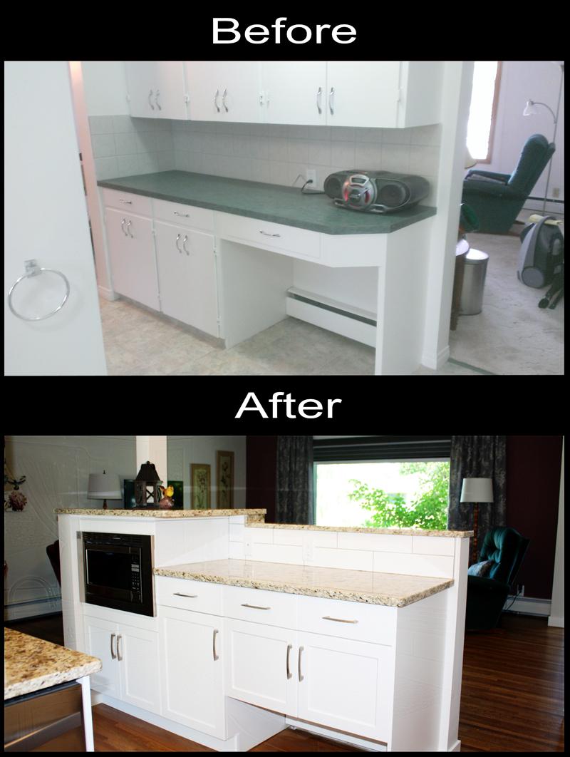 Renovations Kitchen 4