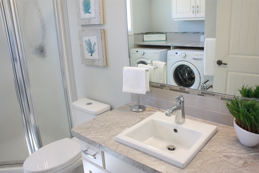 Show Home 2015 Bathroom Laundry
