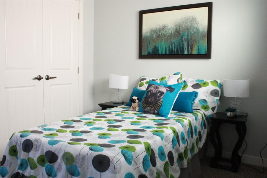 Show Home 2015 Bedroom