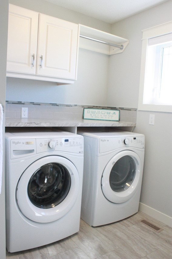 Show Home 2015 Laundry