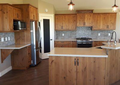 Mountain View Kitchen 1