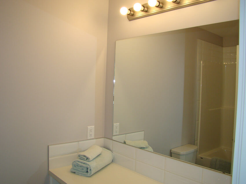 Bathroom of Custom Lethbridge Home