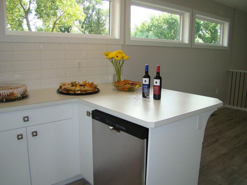 Custom Kitchen in Lethbridge Investment Property