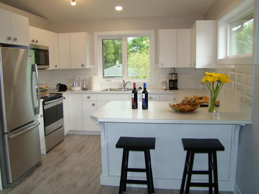 Custom Kitchen of Lethbridge Investment Property