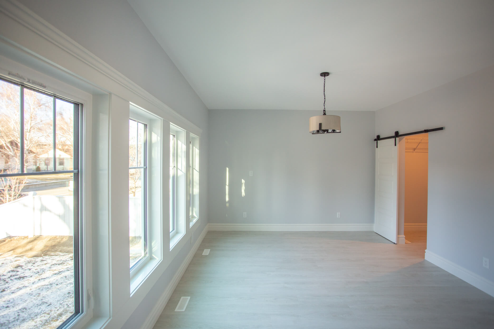 Renovated master Bedroom in Lethbridge with Lots of Natural Light