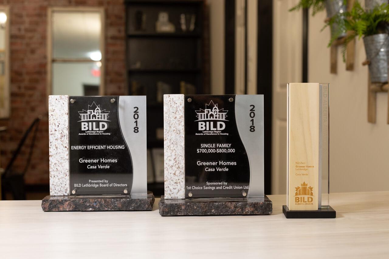 Awards for Casa Verde