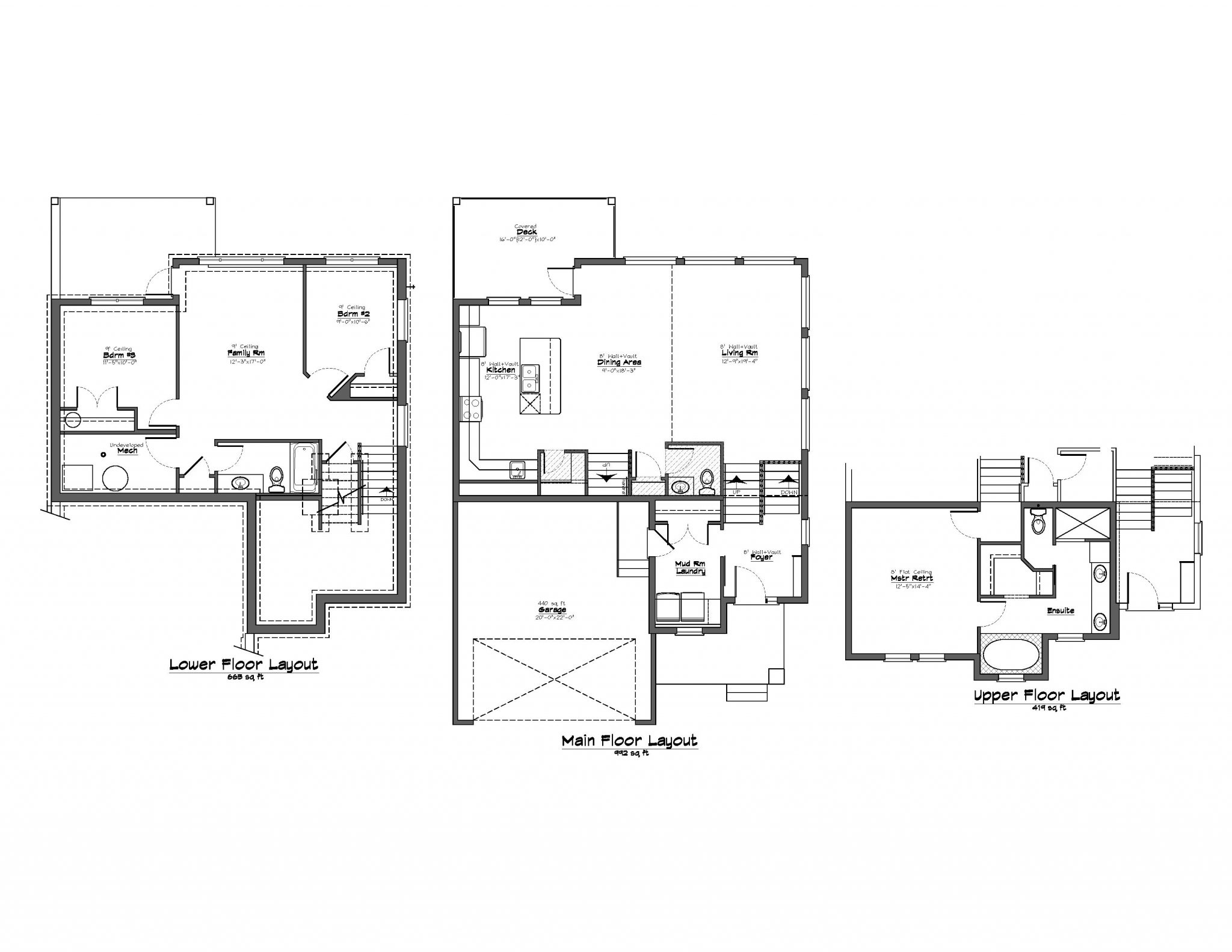 Terra Casa - Raised Bungalow
